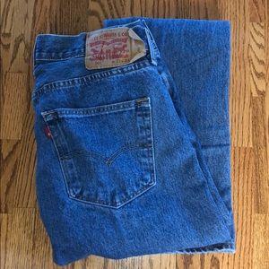 Levi Strauss & Co. 501 Jeans